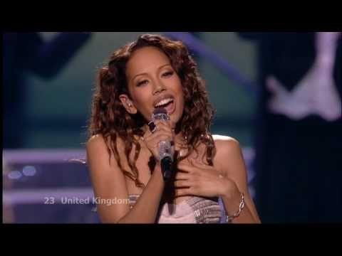 Jade Ewen - It's My Time - UK - Eurovision 2009