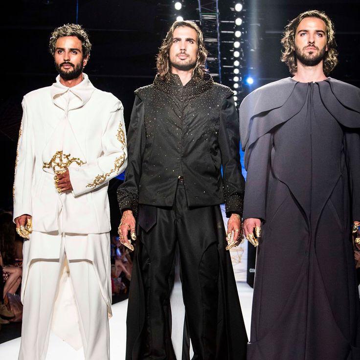 Pasarela Jóvenes Creadores / Modelos: Andres Isaza - Giulio Cirri www.aemodels.co