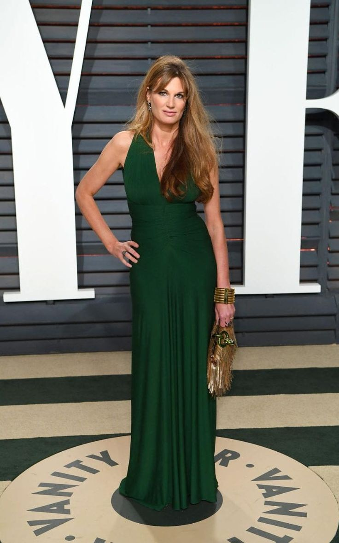 Jemima Goldsmith at the 2017 Vanity Fair Oscar Party