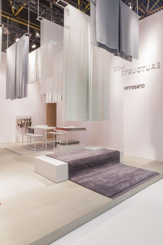 Biennale Interieur Kortrijk 2016: The new CONSTRUCTURE collection sets the scene - Biennale Interieur Kortrijk 2016: The new Constructure collection sets the scene