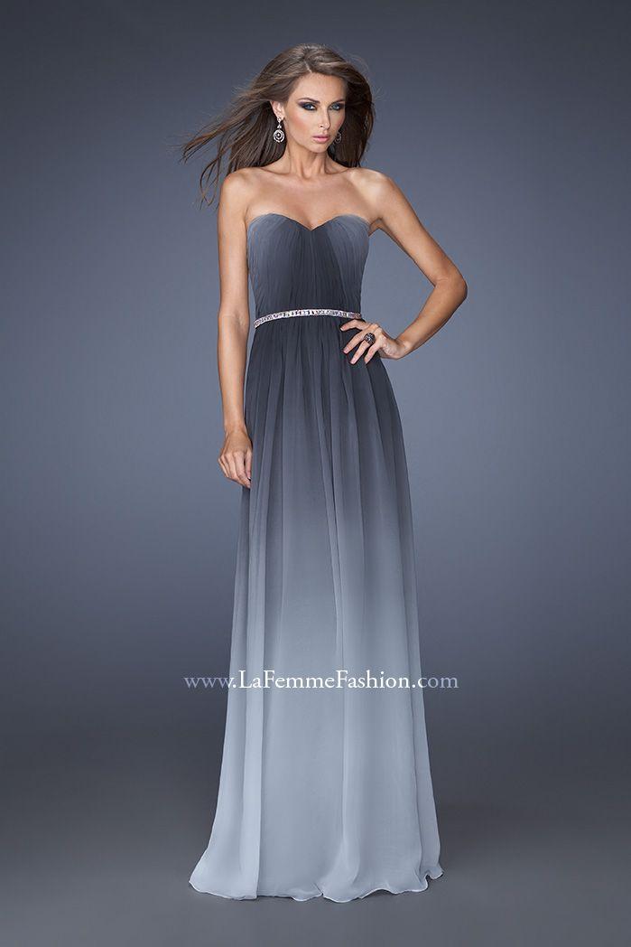 La Femme 19989 Fancy Pinterest Ombre Prom Dresses