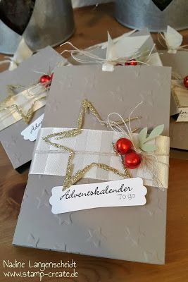 Stamp and Create: Adventskalender to go