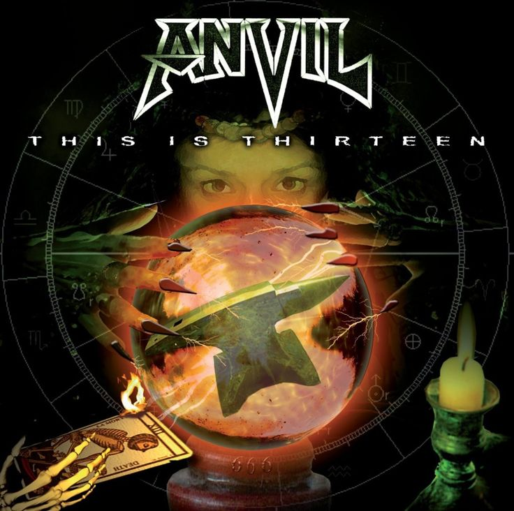 """#Anvil """" This Is Thirteen"""" Now On Vinyl - Madcap Music and More.com  # $19.95"""