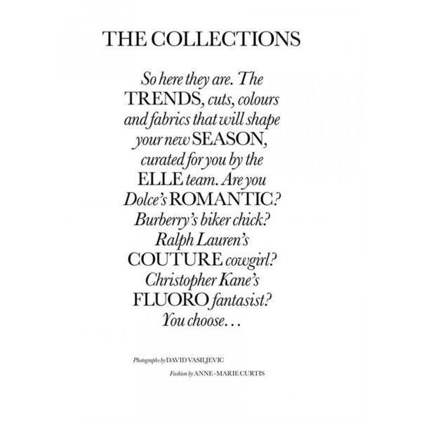 Шанель Иман демонстрирует весенние образы в февральском Elle UK   La... ❤ liked on Polyvore featuring text, filler, phrase, quotes and saying