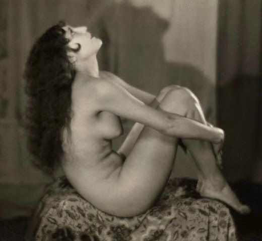 nude artistry on silent films
