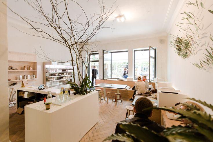Daluma Berlin Venue Smoothie Juice Bar Weinbergsweg 3 10119