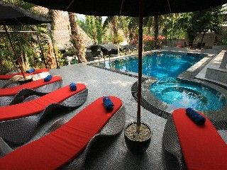 Baan Heaven Patong Beach Luxury Villa Private Pool /JacuzziVacation Rental in Patong beach from @HomeAway! #vacation #rental #travel #homeaway