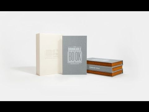 "A new ""drinkable book"" has pages that turn raw sewage into drinking water - Quartz"