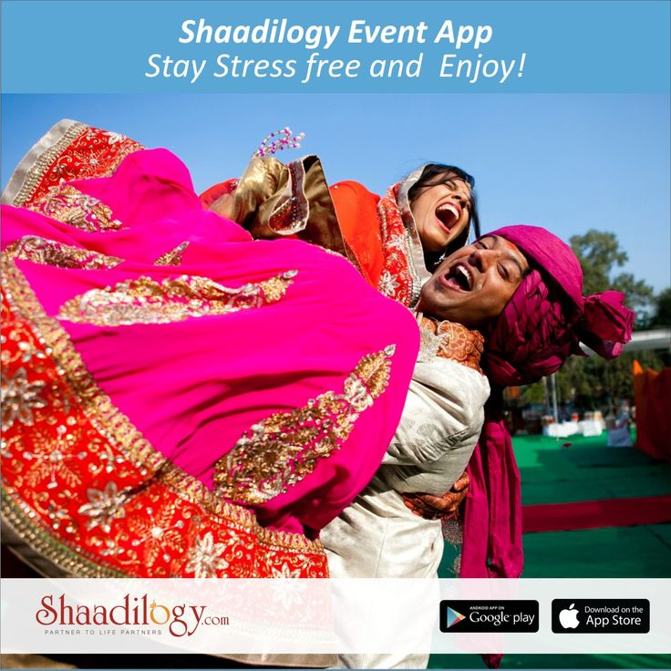 Are you really Prepared for your wedding? Are You…? Really…? Don't worry! Use the shaadilogy event app to manage your wedding. #AllInOne Android & Apple users download the app today here:http://bit.ly/shdlgyevnt