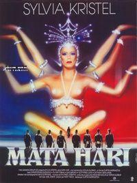 mata hari harrington affiche | Mata Hari (Mata Hari) 1985