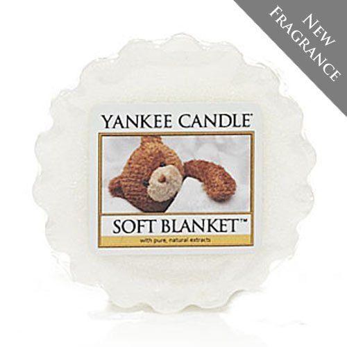 Yankee Candle Wax Melts Soft Blanket