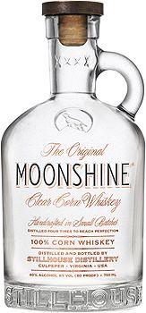 The Original Moonshine from Stillhouse in Virginia!