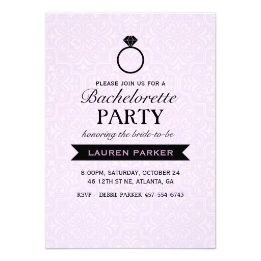 Best Invitations Images On   Birthdays Cards And