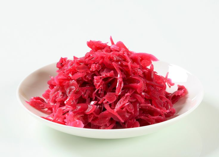 German Red Cabbage on Pinterest | Red Cabbage Recipes, Recipe For Red ...