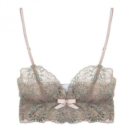 Buy Eberjey luxury lingerie - Eberjey Madeleine Bralet | Journelle Fine Lingerie