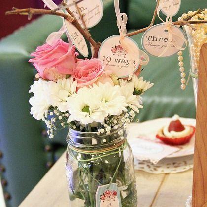 Mason Jar Decorations