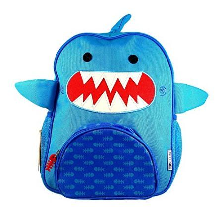 Zoocchini Back Pack - These colorful fun designs are very popular with children so stock up now!