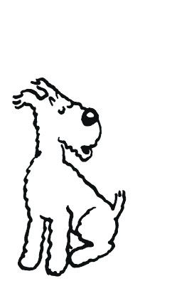 Les Aventures de Tintin - Milou