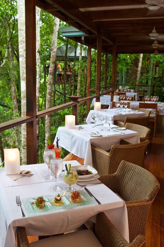 Silky Oaks Lodge - North Queensland - Australia