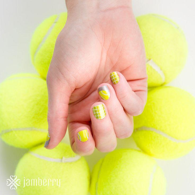 Tennis lovers  Autumn 2016 https://ambergreensjams.jamberry.com/au/en/
