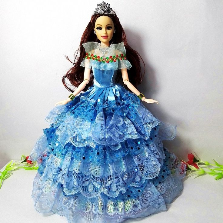 $7.74 (Buy here: https://alitems.com/g/1e8d114494ebda23ff8b16525dc3e8/?i=5&ulp=https%3A%2F%2Fwww.aliexpress.com%2Fitem%2FRetail-factory-outlets-Wedding-dress-Fashion-Princess-Babe-Dolls-wedding-suits-girls-toys-birthday-gifts-11%2F32695168623.html ) Retail, factory outlets,Wedding dress Fashion Princess Barbie Dolls, wedding suits, girls toys, birthday gifts 11 joint dolls for just $7.74