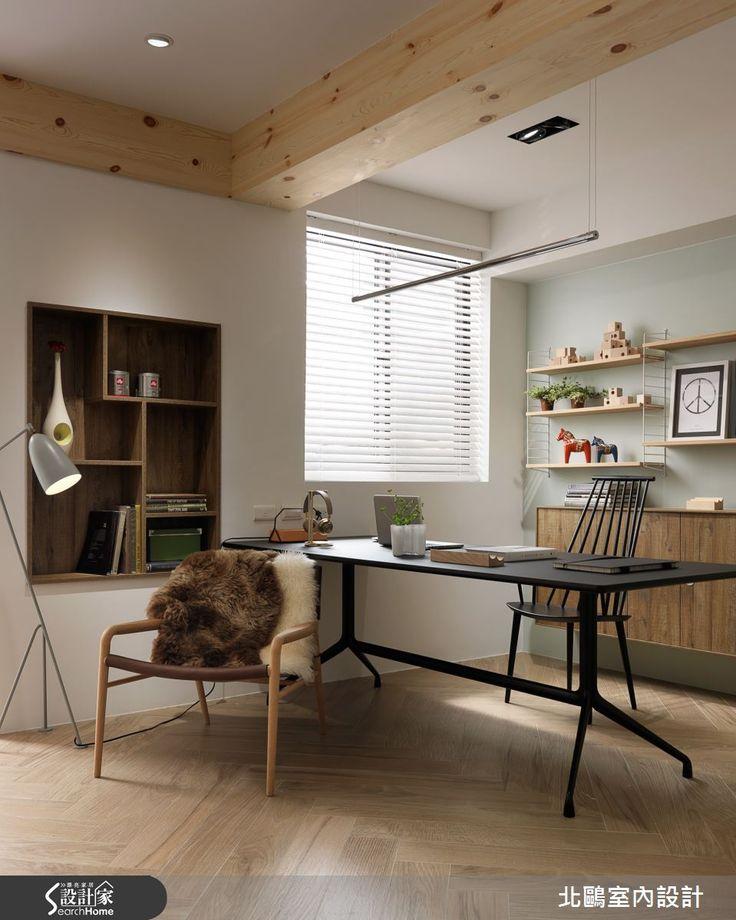 北鷗室內設計 王公瑜 北歐風   設計家 Searchome