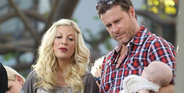 Busted! Tori Spelling's Husband Dean McDermott Reportedly Had Sex With Another Woman – Claimed His Wife Won't Sleep With Him