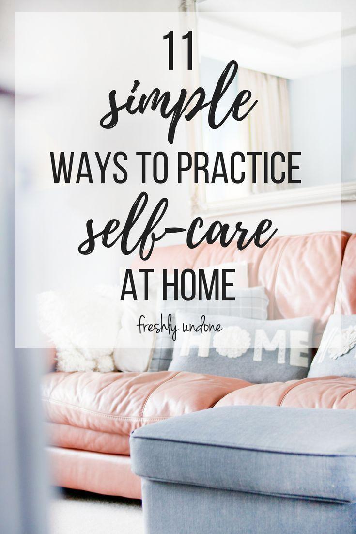 11 einfache Tipps zur Förderung der Entspannung zu Hause | Selbstpflegeroutine | Entspannen Sie im H …   – Personal Growth (O25)