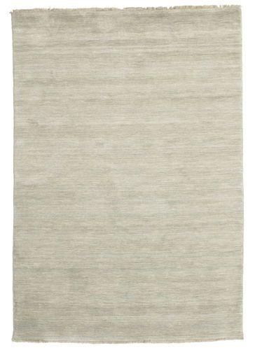 Handloom fringes - Világosszürke 140x200 - CarpetVista