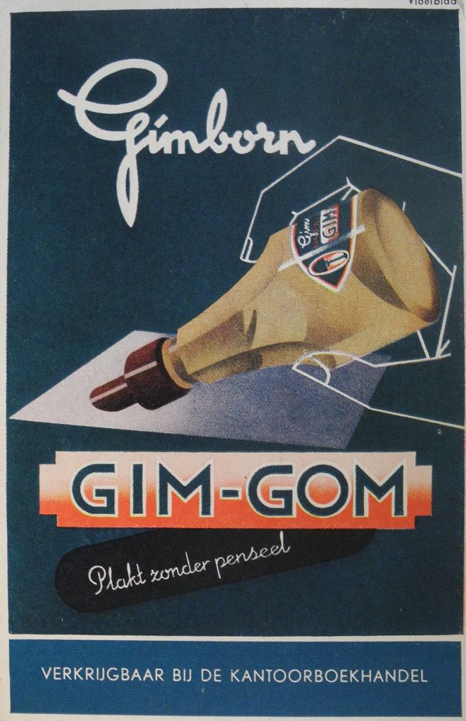 Gim-Gom... het lijkt zo simpel, maar het dopje was altijd weer verstopt.... die goeie ouwe tijd....