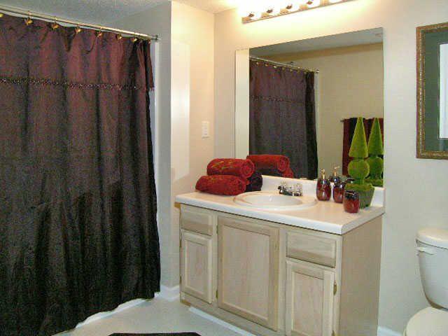 Spacious Bathrooms! @ #MountainViewApartments, 5050 Cypress Creek Avenue,  Tuscaloosa, Alabama!