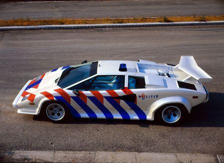 I love those Dutch Police cars