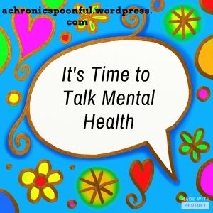 it's time to talk mental health