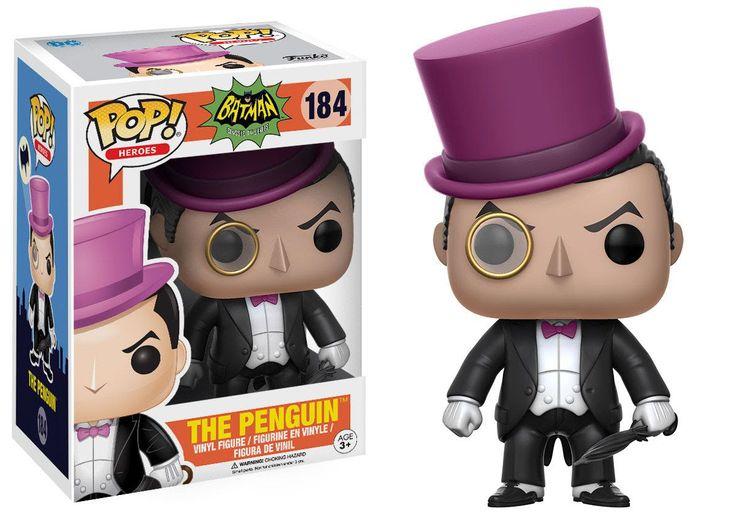 The Penguin - Batman TV Funko Pop Vinyl Figure