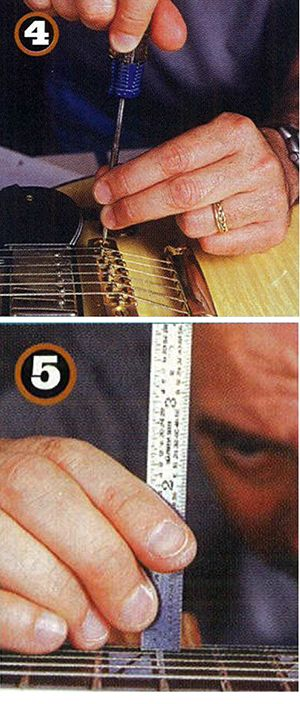 The 12-Step Guide to Electric and Acoustic Guitar Setup  | GuitarPlayer