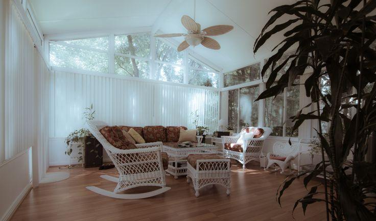 Design Inspiration: Sunrooms