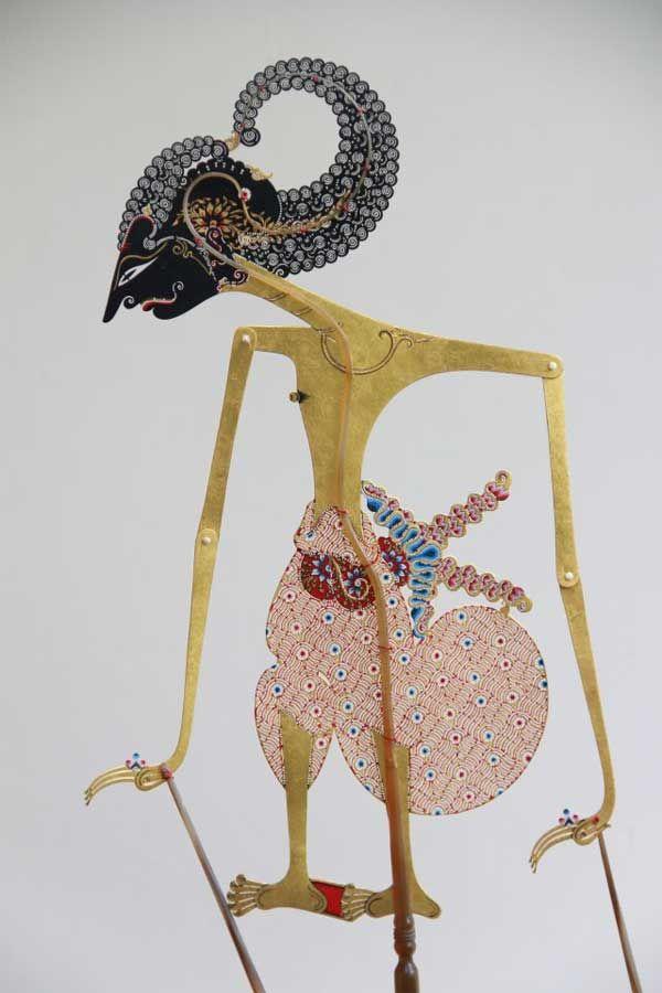 Arjuna Wanda Kanyut Seni Tradisional Seni Galeri