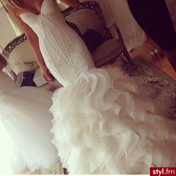 Amazing wedding dress<3<3