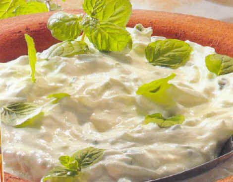 Tsatziki (salsa greca)