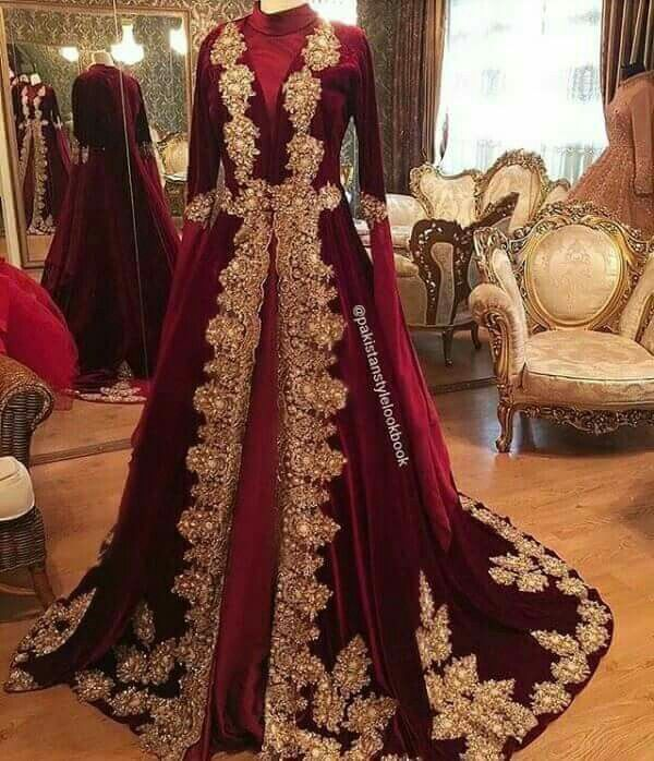 Words can't even begin to describe a dress like this