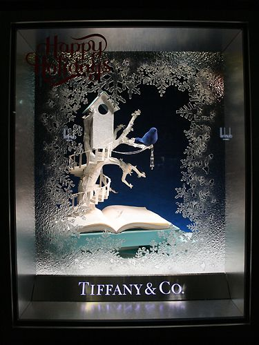 """TIFFANY & CO.,New York,""""Once Upon a........"""",pinned by Ton van der Veer"""