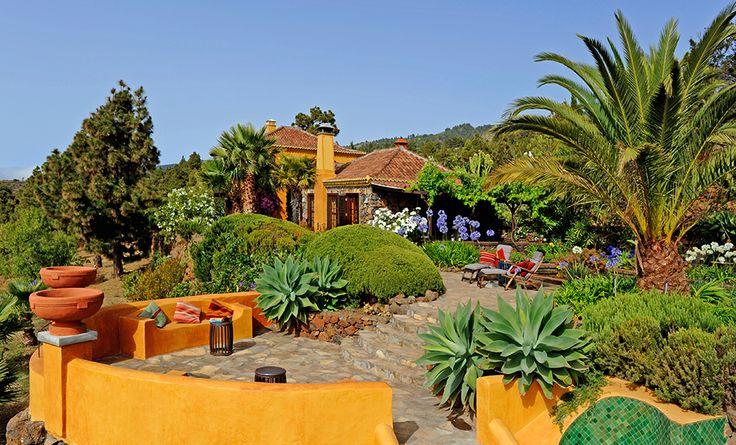Urlaubsoase auf der idyllischen Kanareninsel La Palma