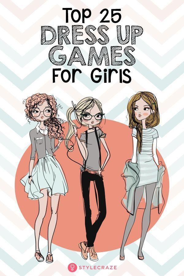 17+ Schoolgirl dress up game information