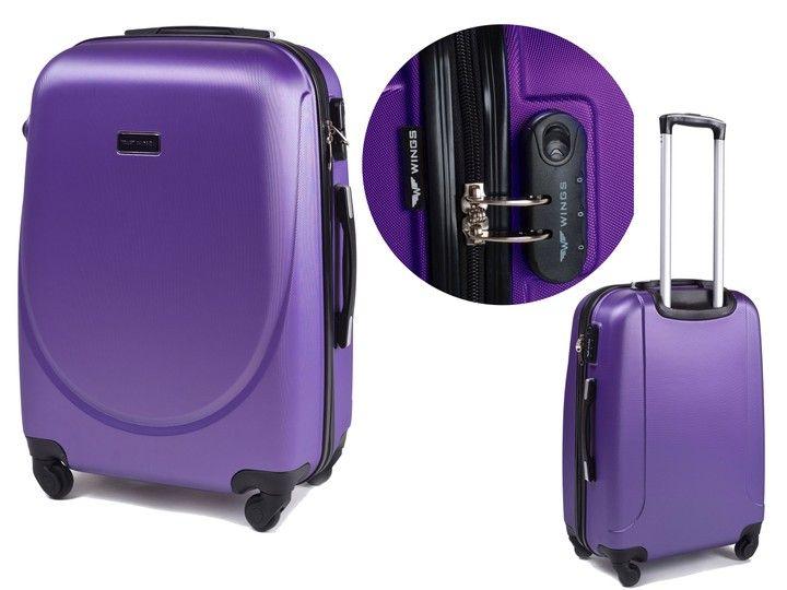 Xxxl Duza Walizka Podrozna Wings Bagaz Torba 310 L 7322004388 Allegro Pl Wiecej Niz Aukcje Bags Suitcase Luggage