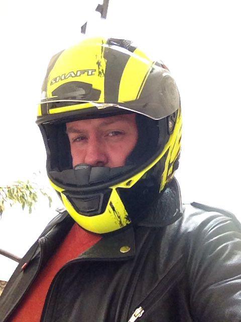 #Hatguy Motorcycle