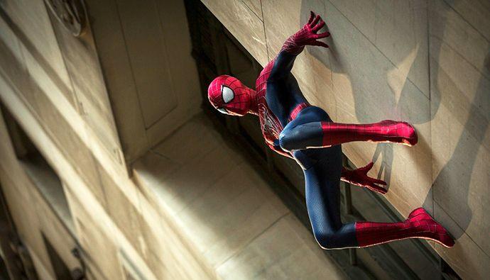 """Кадры: """"Новый Человек-паук. Высокое напряжение"""""""