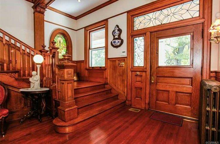 Victorian Era Foyer : Best images about trappen en hallen on pinterest