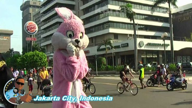 Festreeval - Jakarta Car Free Day 2011  HARI MINGGU YANG INDAH Di suatu hari Minggu di tahun 2011  Musik reggae yang indah Sesejuk Jakarta di hari Bebas Kendaraan  SIMAK YUK ... SIAPA TAHU DAPAT IDE