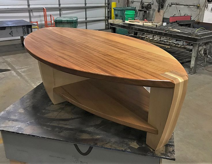 What custom coffee table dreams are made of! We ...