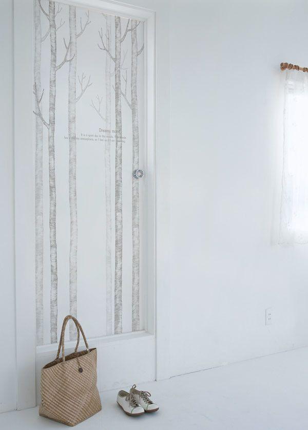 玄関は家の第一印象!心地よいおしゃれな玄関を作る実例コーデ ... ドアシート